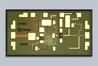 Chip Mmics Bis 125 Ghz Tactron