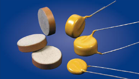 Presidio Disc Ceramic Capacitors