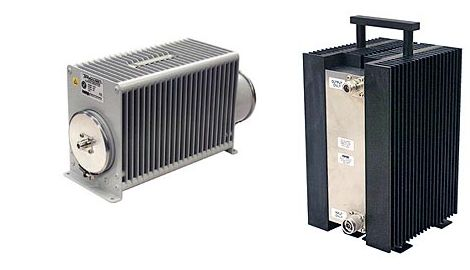 High-Power Attenuators and Loads