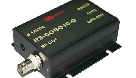 Connectorized GPS-Disciplined Module (OCXO or TCXO)