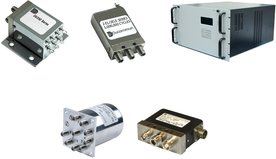 Ducommun Switches and Control Components