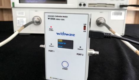 Withwave VNA Autocalibration