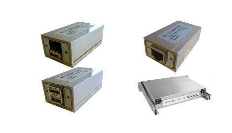 EMV Lan/USB Feedthru Filters and Shield Case