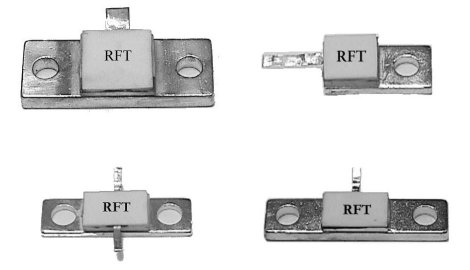 High Power Terminations & Attenuators